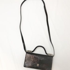 brighton leather crossbody detachable